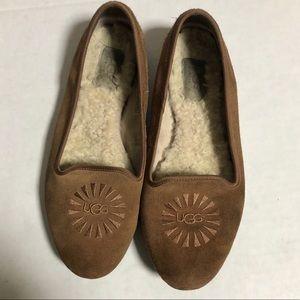 Ugg Alloway Loafer Flats